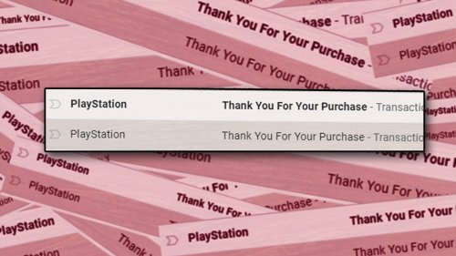'ThAnk YoU FOr YouR PuRcHAse!' (Please Stop This, Sony)