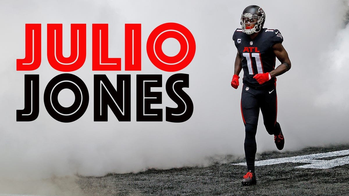 With Julio Jones shipped to Titans, a look back at the memorable receiver deals - cover