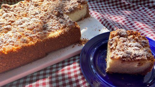 Rice Pudding Cheesecake Pie brings old-school diner energy to the table
