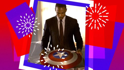 What does it mean for a Black man to be Captain America?