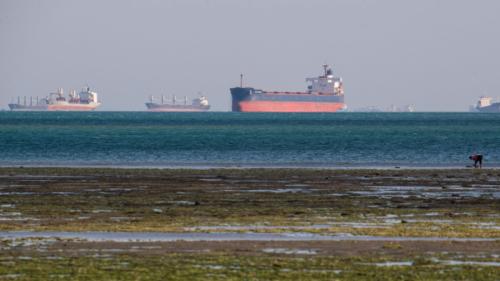 A Ship Got Stuck In The Suez Canal. Again.