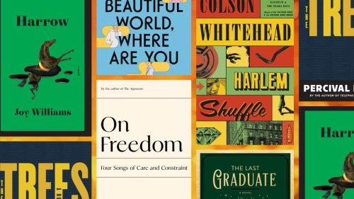 6 books to read in September: Sally Rooney, Naomi Novik, Colson Whitehead
