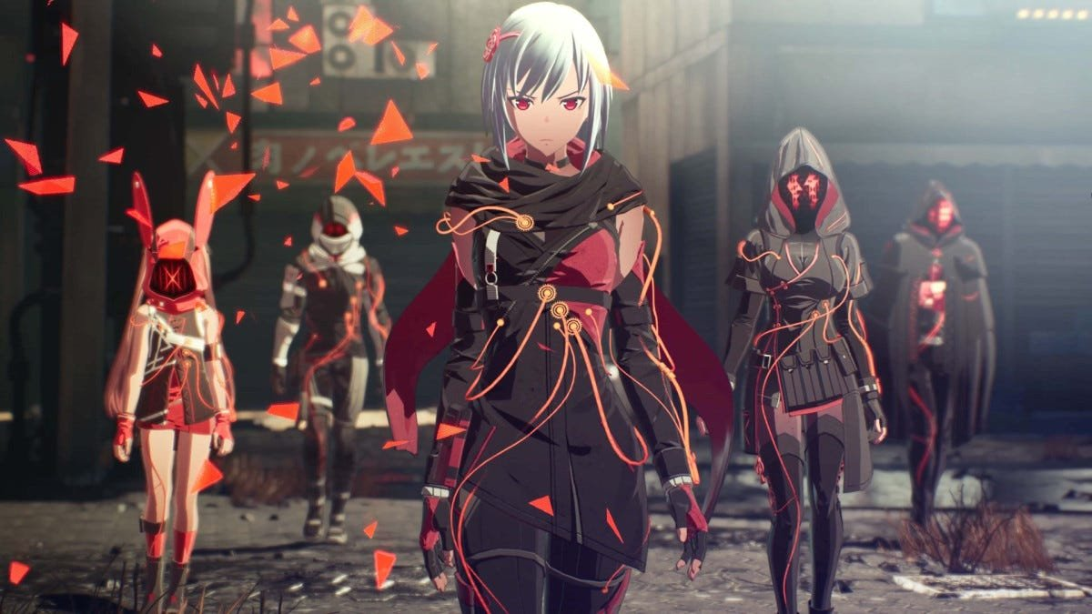 12 Hours With Scarlet Nexus, Bandai Namco's New Action-RPG - cover