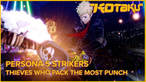 Persona 5 Strikers' Action Gameplay Is Downright Fun