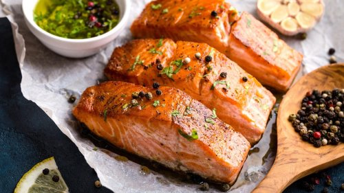 How to Keep That White Stuff From Seeping Out of Your Salmon