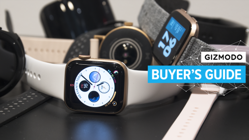 The Best Smartwatches and Fitness Trackers You Can Buy