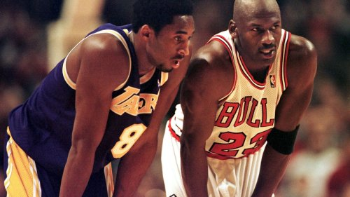 Michael Jordan Is the Perfect Choice to Present Kobe Bryant at His Hall of Fame Enshrinement Ceremony