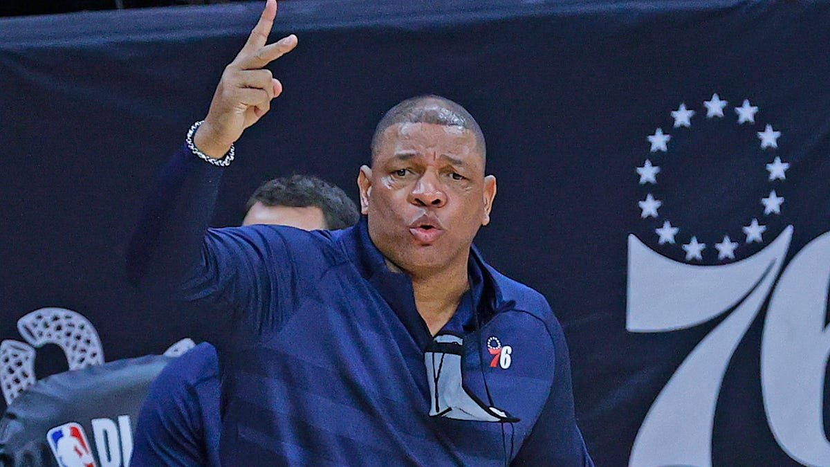 Doc Rivers' head coaching days must end - cover