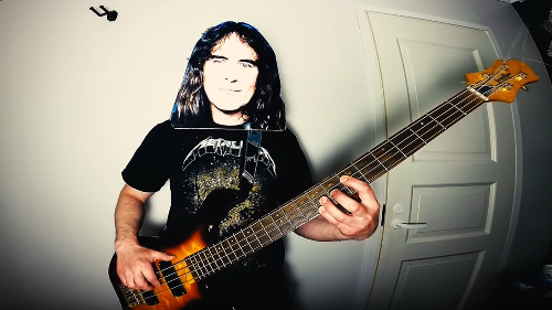 """Listen to """"Enter Sandman"""" covered in the style of Iron Maiden"""
