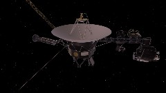 Discover voyager space