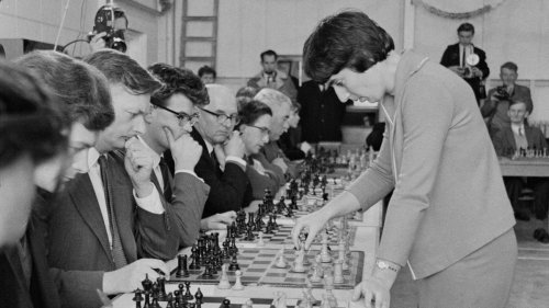 Netflix sued by chess icon over a line in The Queen's Gambit