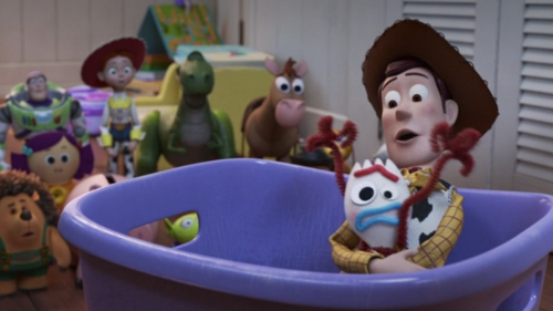Toy Story 4 Easter egg references typo that nearly killed Toy Story 2