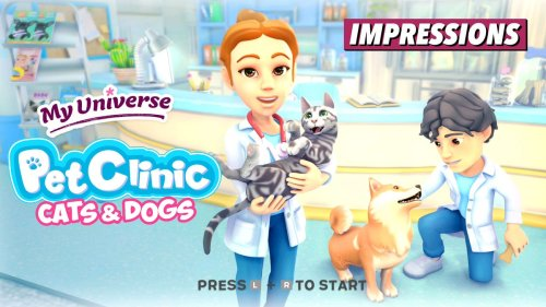 I Am Oddly Compelled By This Children's Vet Game