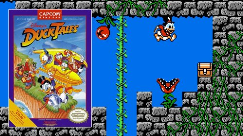 The Story Behind DuckTales On NES
