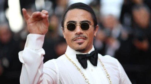 Salt Bae might have let his sausage fly in Instagram video