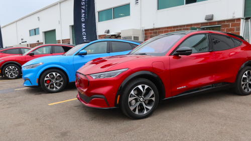 Ford Wants To Compete With Tesla, But Its Dealers Are Getting In The Way