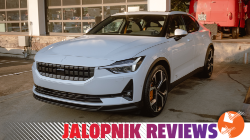 Jalopnik Editors Review The New Polestar 1 And Polestar 2