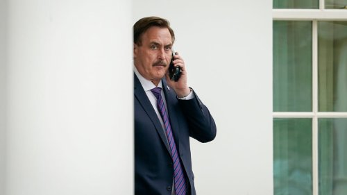 MyPillow Guy Says He's Starting Some Kind of Little Twitter Platform That's 'Not Just Like a Little Twitter Platform'