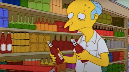 There's a ketchup shortage, so we may have to take matters into our own Heinz