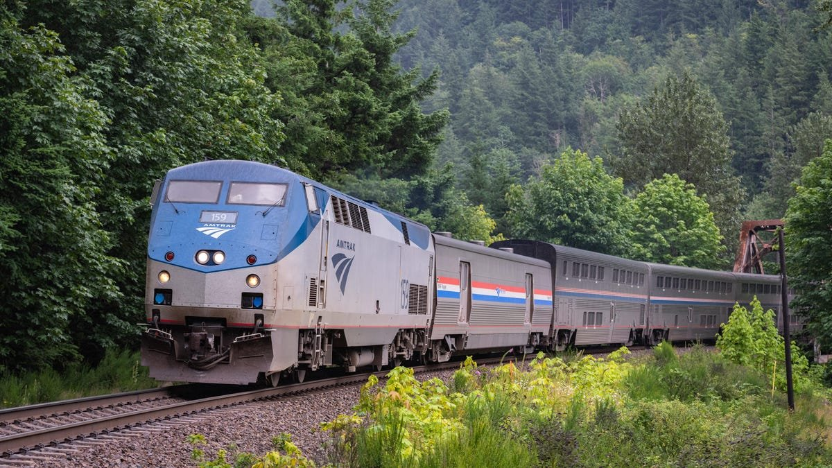 This Summer, Amtrak Brings Back the McRib of Travel Deals