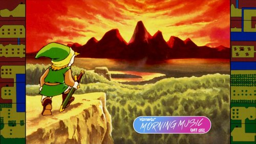 Nothing Takes Me Back To 1987 Like The Legend Of Zelda