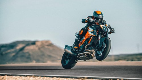 KTM's New $30,000 Superbike Sold Out Its Entire Production Run In 48 Minutes