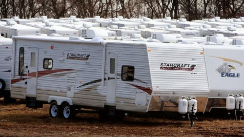 RV Dealerships Think New Campers Are Pieces Of Junk, Too