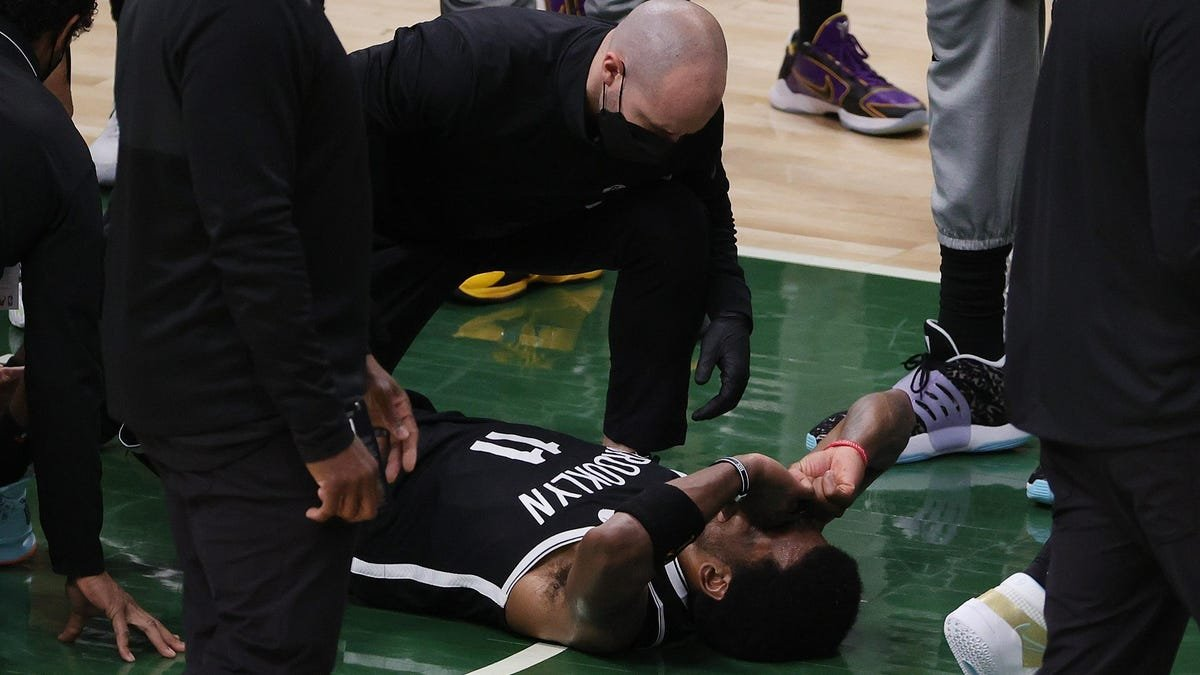 These NBA Playoffs have been painful to play and watch - cover