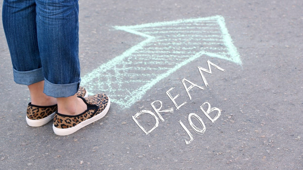 Your Dream Job Is a Farce (and How to Be Happy at Work Without 'Enmeshment')