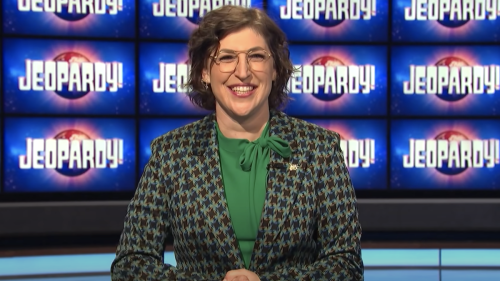 Mike Richards Is Out, Mayim Bialik Is In