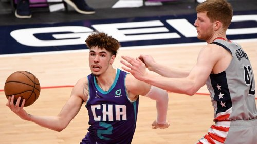 Don't be fooled, LaMelo is surrounded by talent in Charlotte