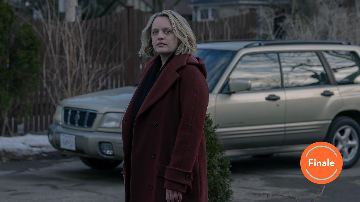 The Handmaid's Tale redeems itself in heart-thumping season 4 finale