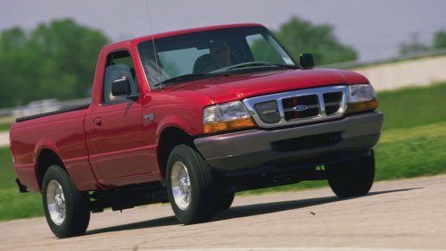 Did You Own An Ford Ranger EV, The Original Electric Ford Pickup?
