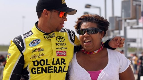 Bubba Wallace's Mother Spills the Tea on Other Drivers Calling Him the N-Word: 'We've Been Through All of That'