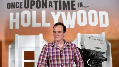 Quentin Tarantino wouldn't mind ending his career with Once Upon A Time…