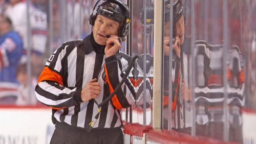 NHL ref caught saying exactly what we've always suspected
