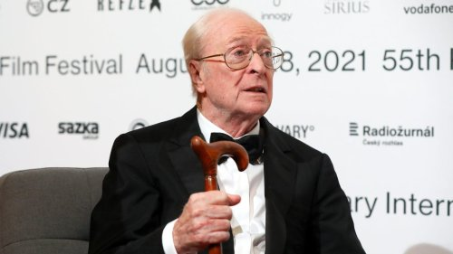 Michael Caine says he's retiring from acting