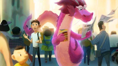 "John Cho Lends His Voice To Animated Netflix Film ""Wish Dragon"""