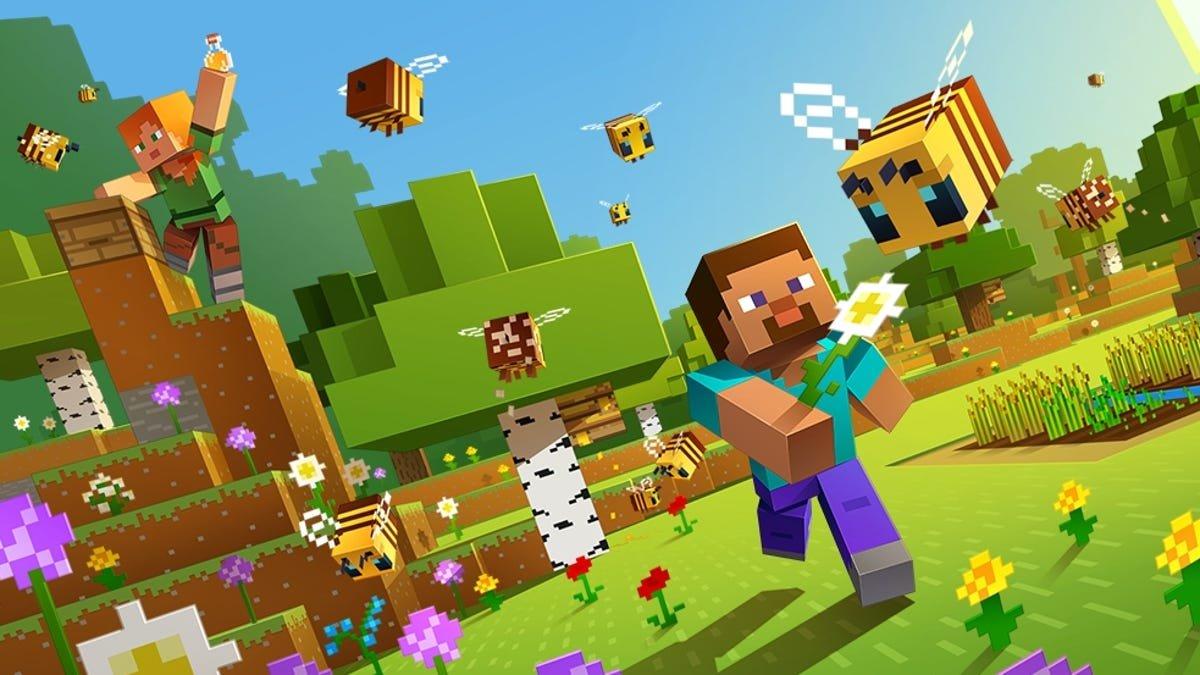 Big No Man's Sky Update + Minecraft Scandal - cover