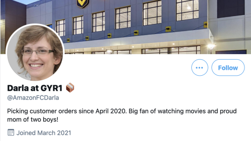 There's Something Fishy About Amazon's Anti-Union Twitter Army