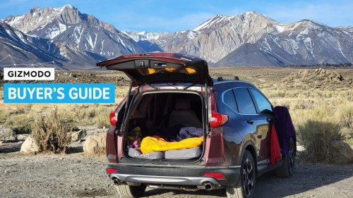 How to Turn Your Car Into a Tiny Camper