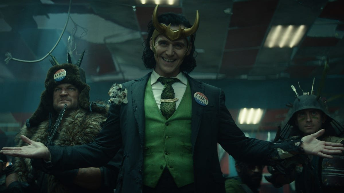 Loki's penultimate episode is a madcap thrill ride - cover