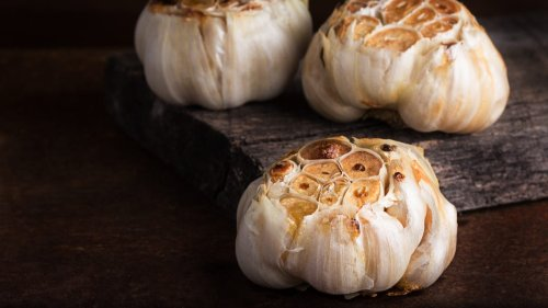 You Should Roast Garlic in Your Air Fryer
