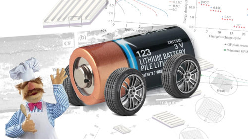 Swedish Researchers Have Developed A New Kind Of Structural Electric Car Battery