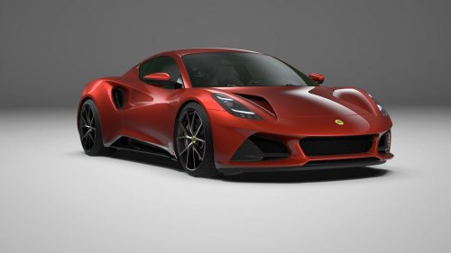 Even The Fully Loaded Lotus Emira Will Be Under $100,000