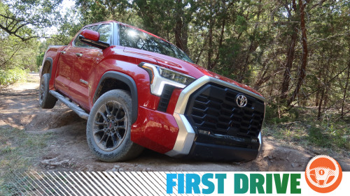 The Comfortable 2022 Toyota Tundra Is Great But Not Earth Changing