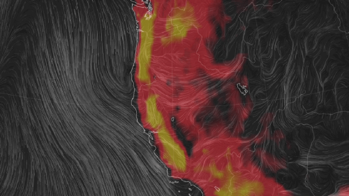 The West Coast Is About to Be Scary Hot