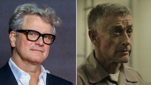 Okay, Colin Firth is actually really good casting for HBO Max's The Staircase