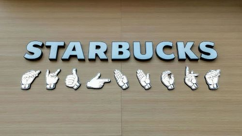 Starbucks becoming more accessible for guests with visual, hearing impairments