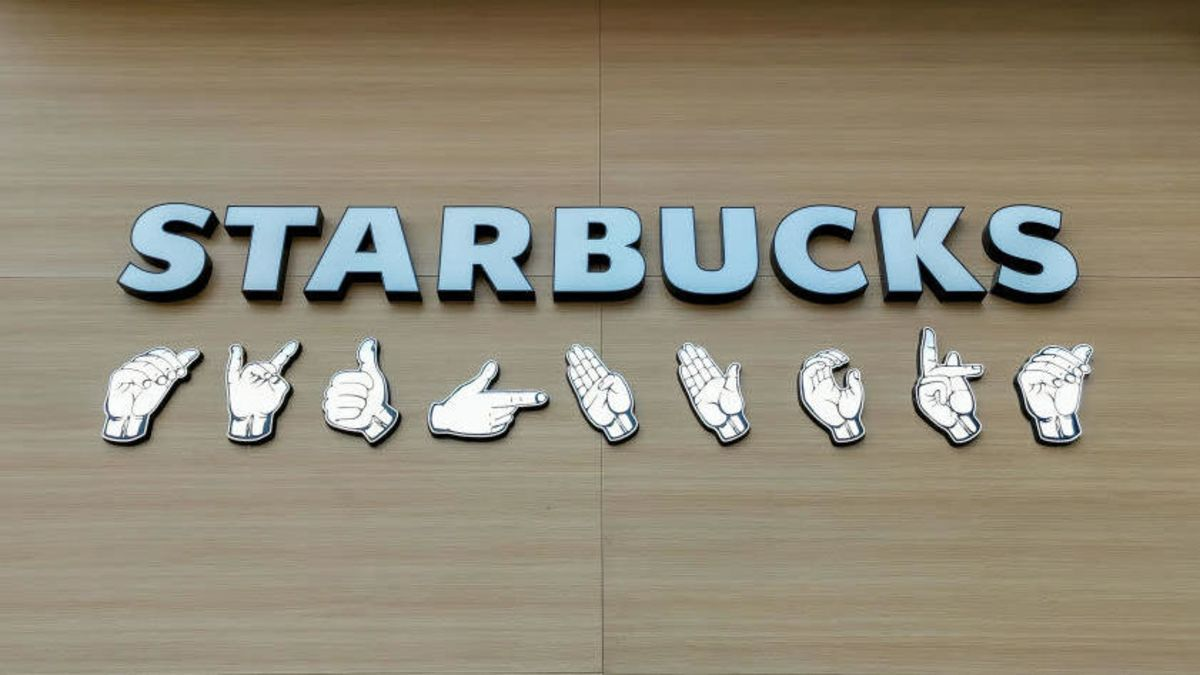 Starbucks is becoming more accessible for guests with impairments